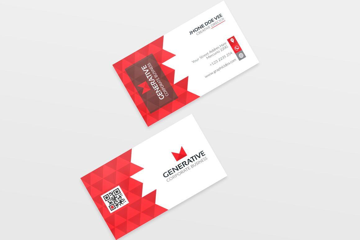 Generative - Corporate Identity Template, スライド 4, 09035, 抽象/テクスチャ — PoweredTemplate.com