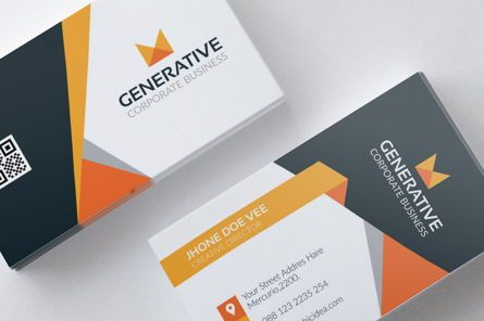 Abstract/Textures: Geometric - Corporate Identity Template #09036
