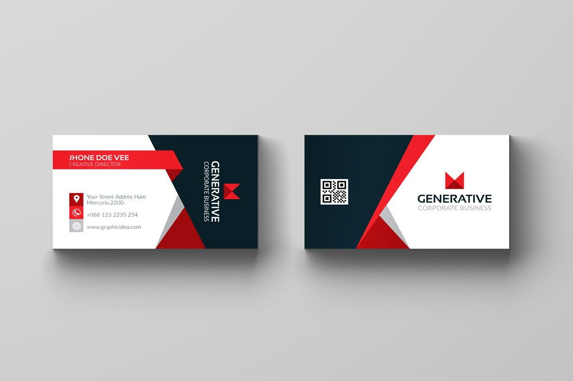 Geometric - Corporate Identity Template, Slide 3, 09036, Abstract/Textures — PoweredTemplate.com
