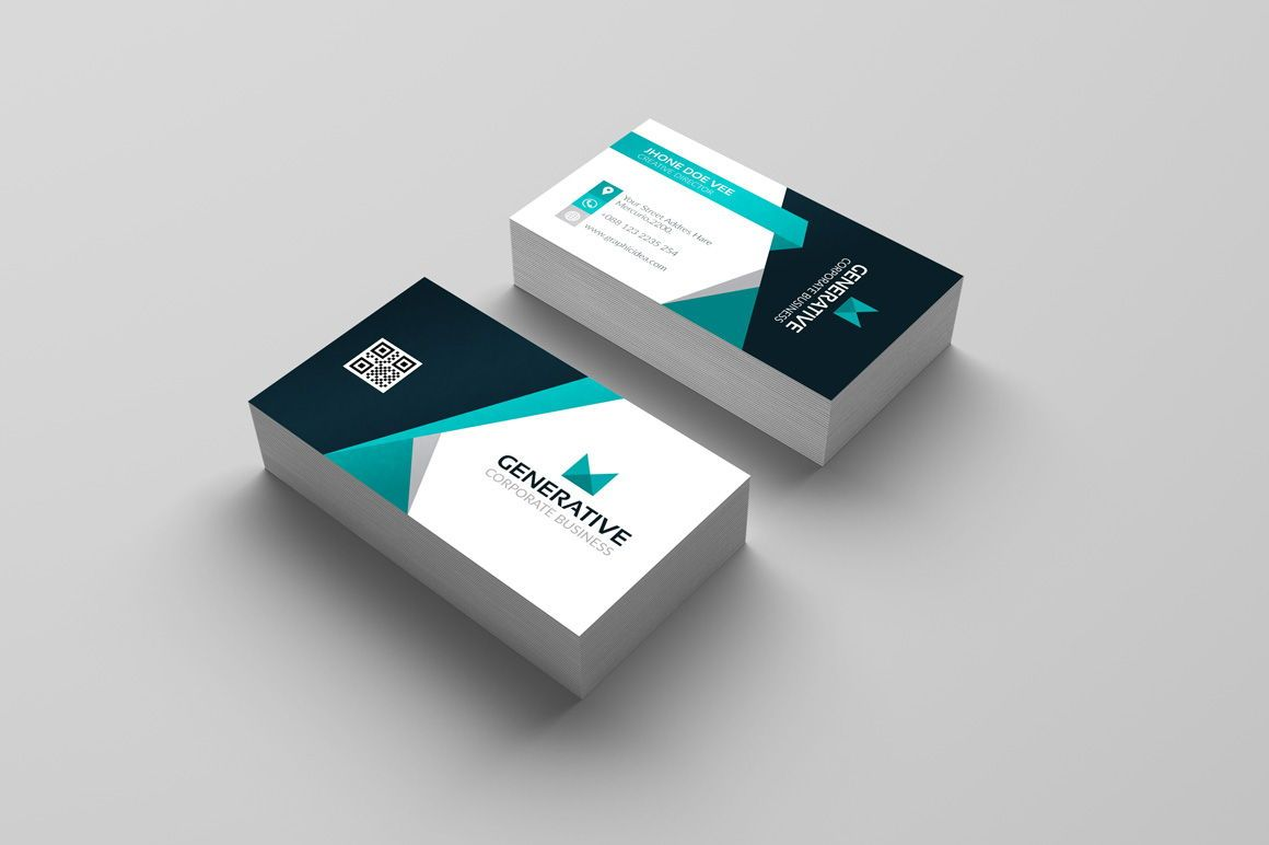 Geometric - Corporate Identity Template, Slide 4, 09036, Abstract/Textures — PoweredTemplate.com