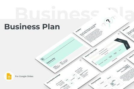 Business: Business Plan Google Slides Presentation Template #08784