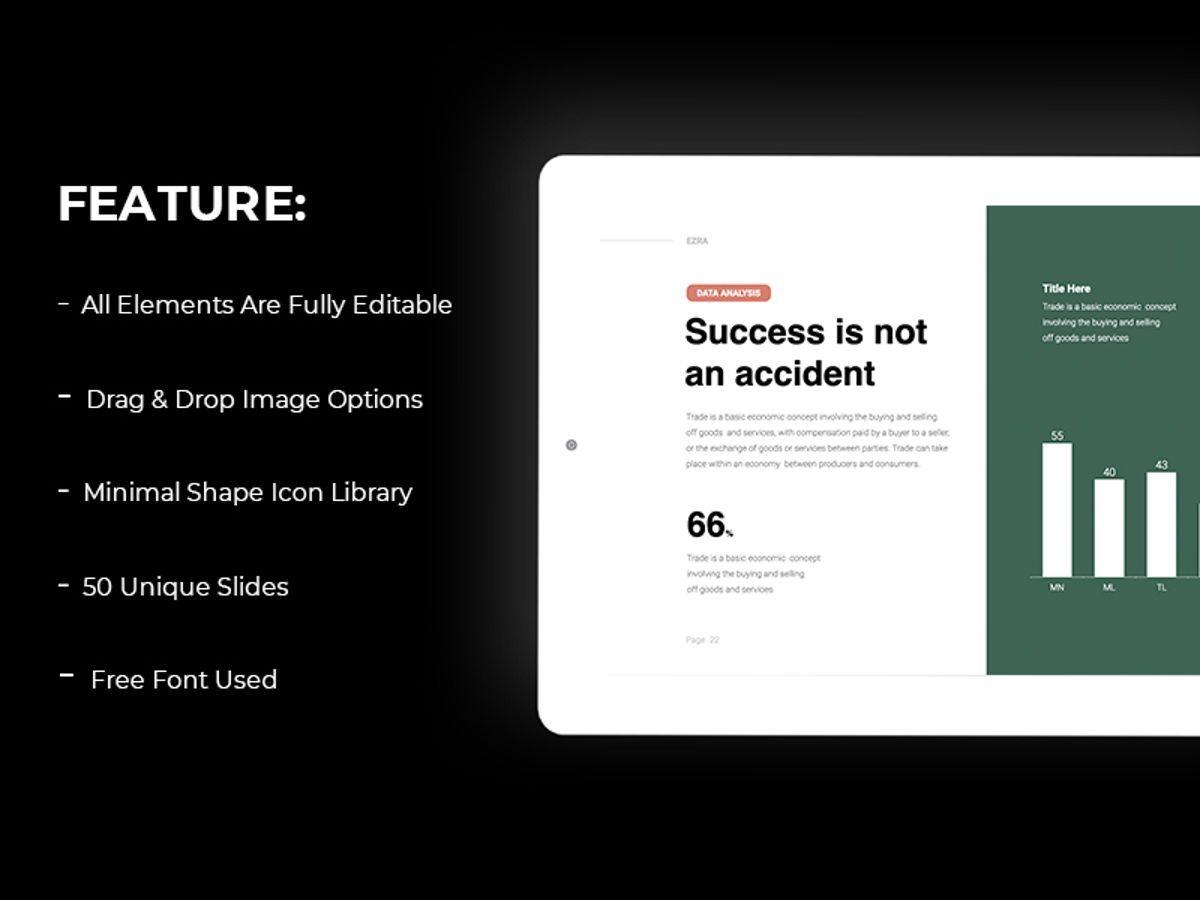 LEMO Minimal Powerpoint Template, Slide 2, 08785, Business — PoweredTemplate.com