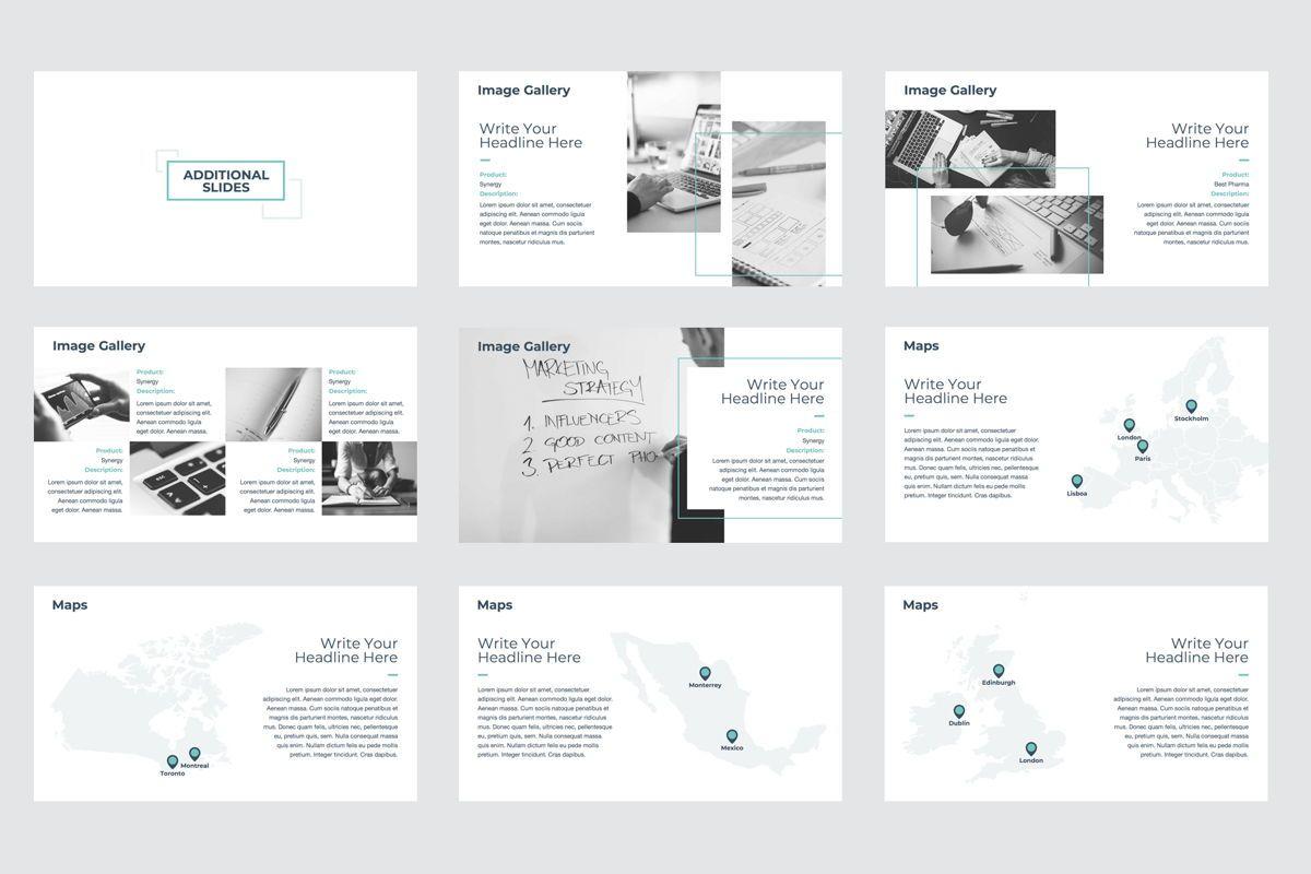Marketing Strategy Google Slides Presentation Template, Slide 6, 08794, Business — PoweredTemplate.com