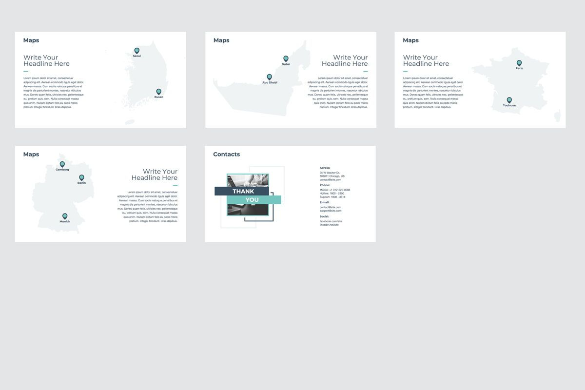 Marketing Strategy Google Slides Presentation Template, Slide 7, 08794, Business — PoweredTemplate.com