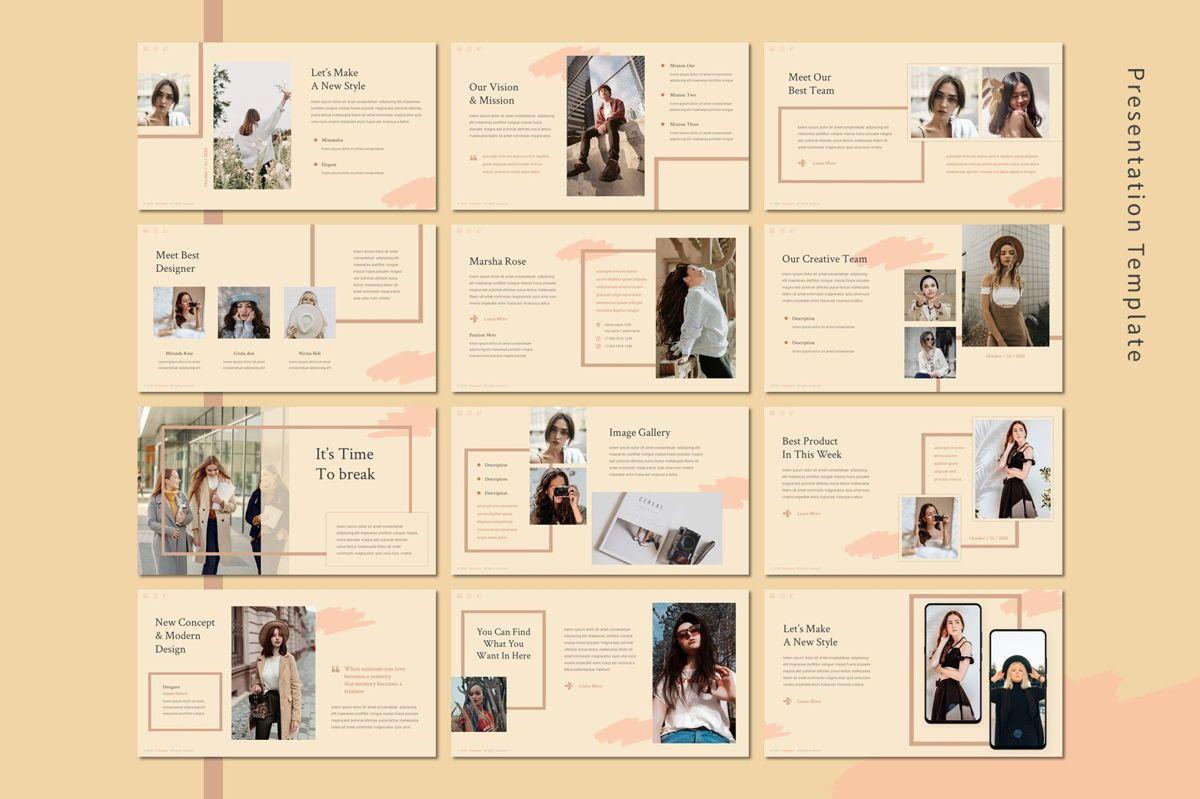 Samadan - Google Slides Template, Slide 3, 08808, Art & Entertainment — PoweredTemplate.com