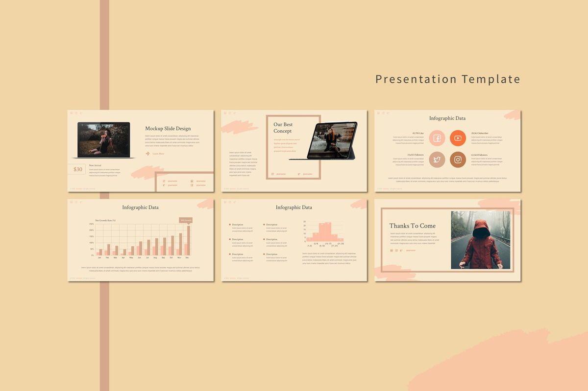 Samadan - Google Slides Template, Slide 4, 08808, Art & Entertainment — PoweredTemplate.com