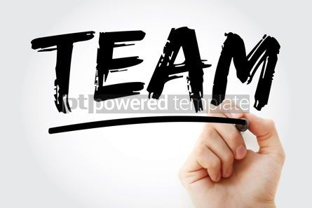 Business: TEAM - Timely Effective Accurate Motivate or Together Everyon #18274