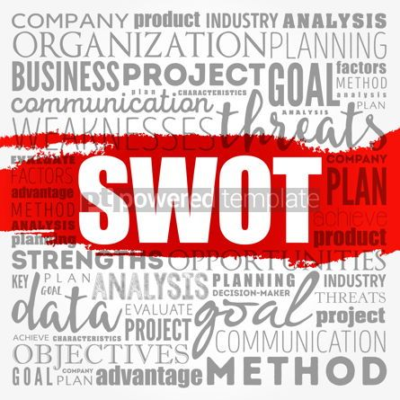 Business: SWOT analysis or SWOT matrix is an acronym for strengths weak #18540