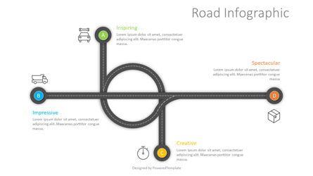 Business Concepts: Road Junction Concept #08831