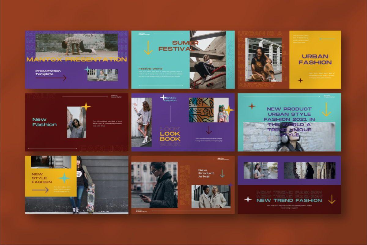 MANTOX Powerpoint Template, Slide 4, 08838, Business — PoweredTemplate.com