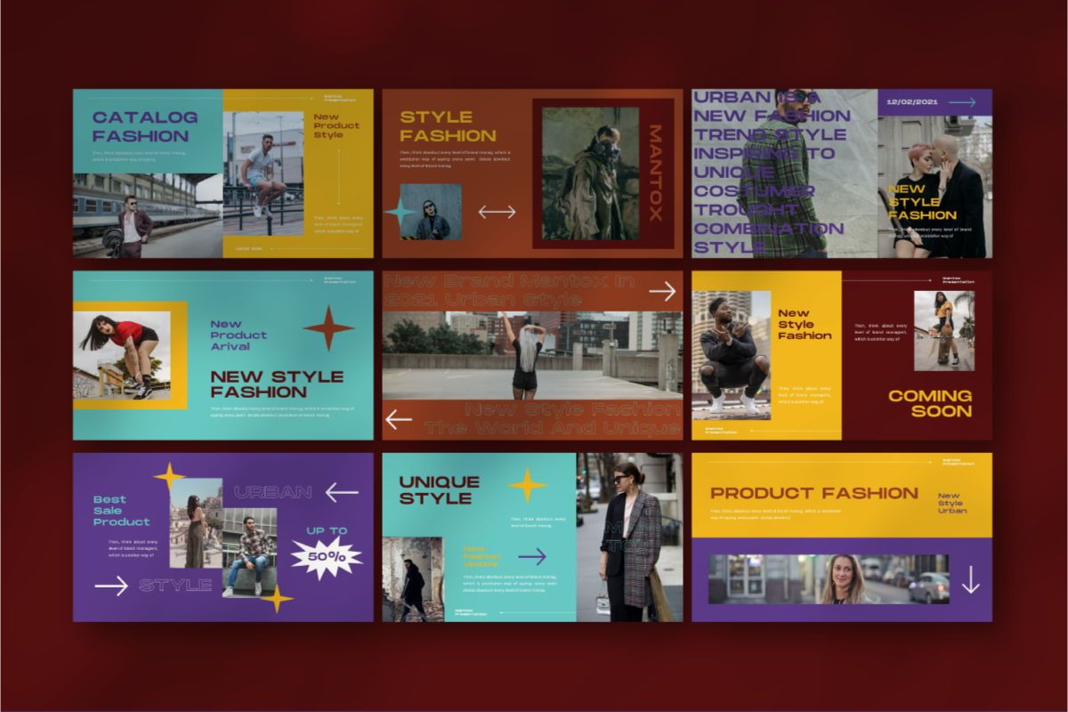 MANTOX Powerpoint Template, Slide 5, 08838, Business — PoweredTemplate.com
