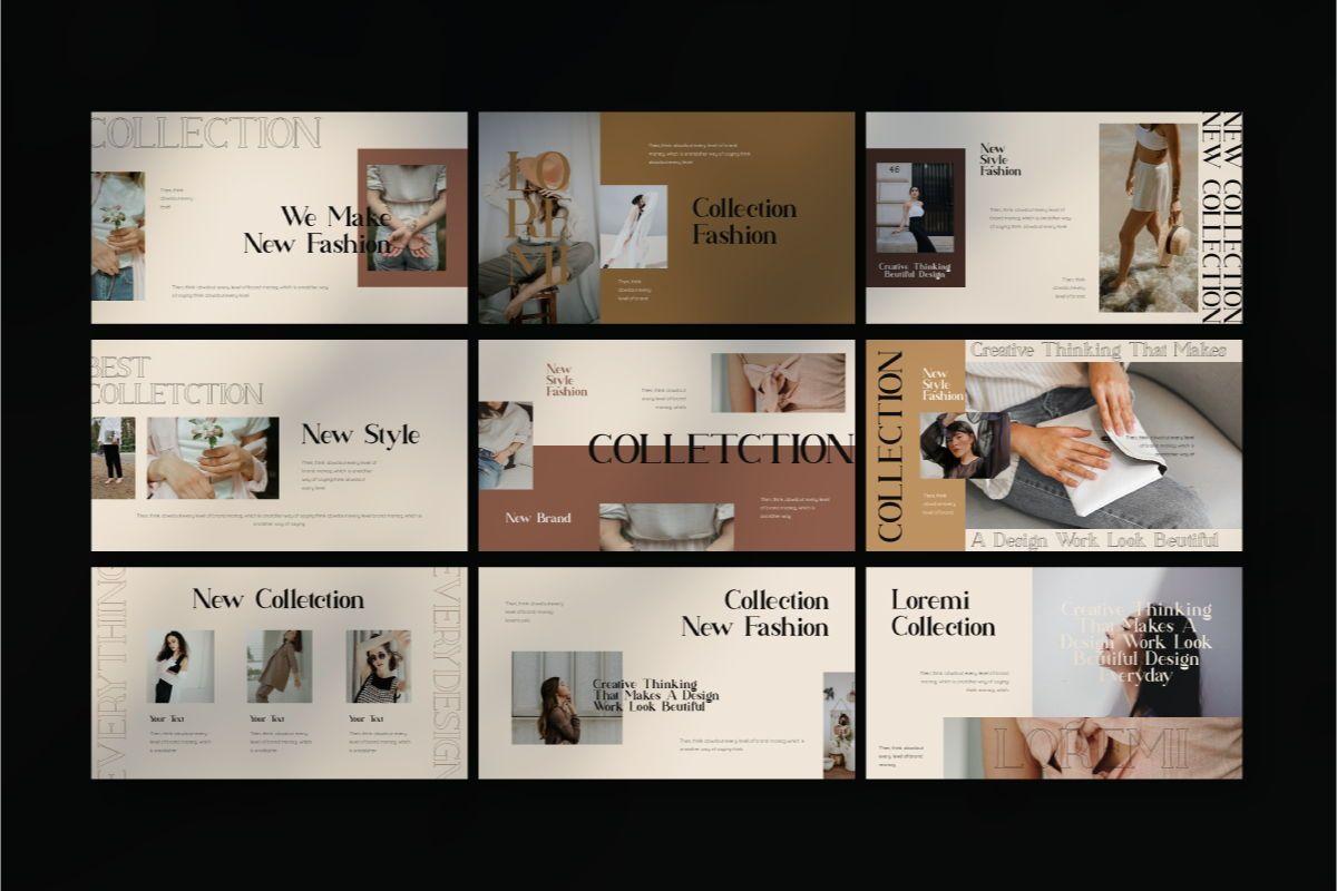 LOREMI Keynote Template, Slide 5, 08841, Business — PoweredTemplate.com