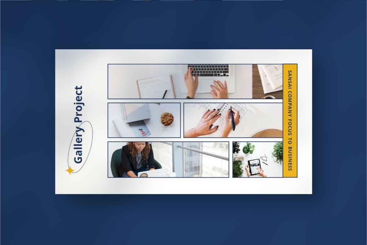 SANSAI Business Powerpoint Template, Slide 2, 08843, Business — PoweredTemplate.com