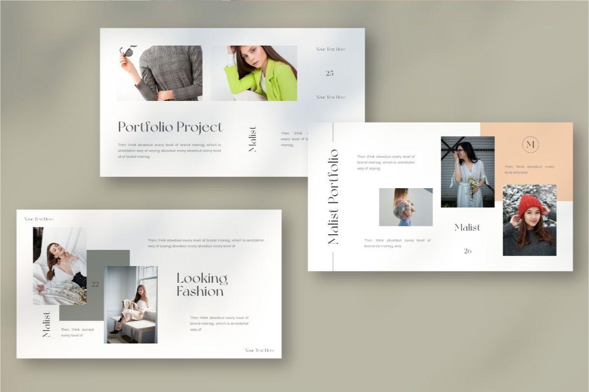 MALIST Powerpoint Template, Slide 3, 08849, Business — PoweredTemplate.com