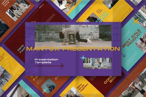 Business: MANTOX Google Slide Template #08852
